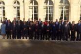 Photo Sommet France-Océanie