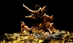 Compagnie danse contemporaine de NC - creedit J-Collomb