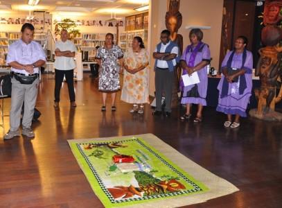 g à d MM.Gambey, Couralet, Mmes Pujapujane, Sipa, M. Trotro, Mmes Deteix et Caihe