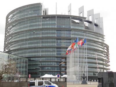 Parlement européen 01