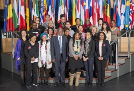 Visite du Parlement de Strasbourg